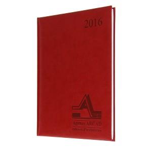 ARCAD diary - Agenda Afrique, custom diaries manufacturer