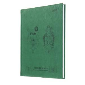 Defense Ministry of Niger - Agenda Afrique, custom diaries manufacturer