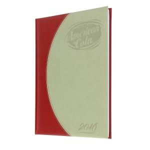 American Cola diary - Agenda Afrique, manufacturer of customs diaries