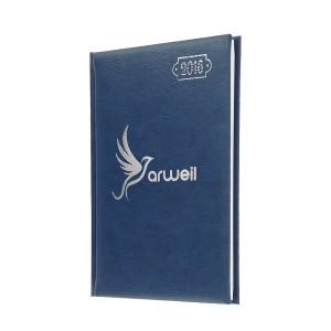 Arweil diary - Agenda Afrique, custom diaries manufacturer