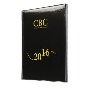 CBC diary - Agenda Afrique, custom diaries manufacturer