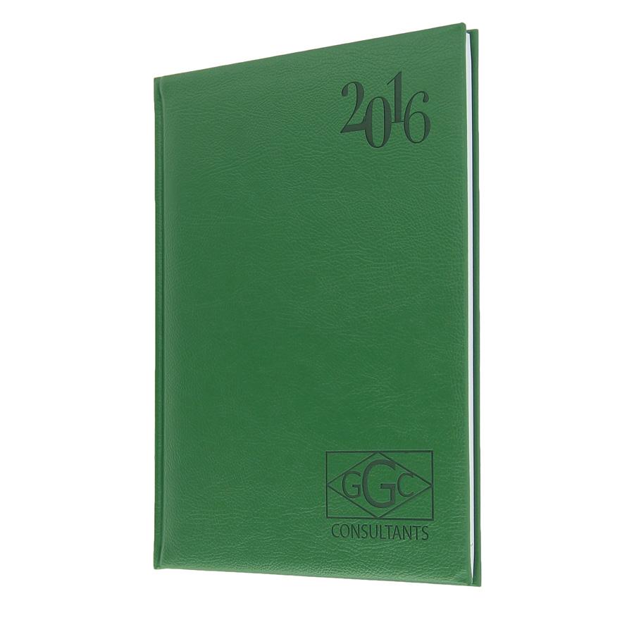 GGC Consultants diary - Agenda Afrique, custom diaries manufacturer