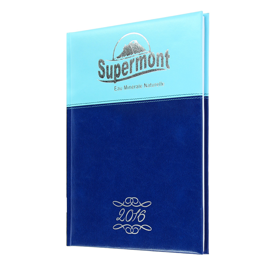 Supermont diary - Agenda Afrique, custom diaries manufacturer