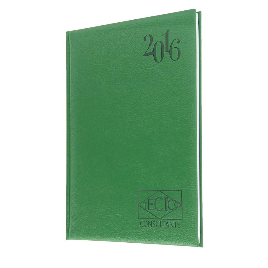 TECICO Consultants diary - Agenda Afrique, custom diaries manufacturer