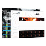 desk blotter calendar 2018 Agenda Afrique Manufacturer and printer
