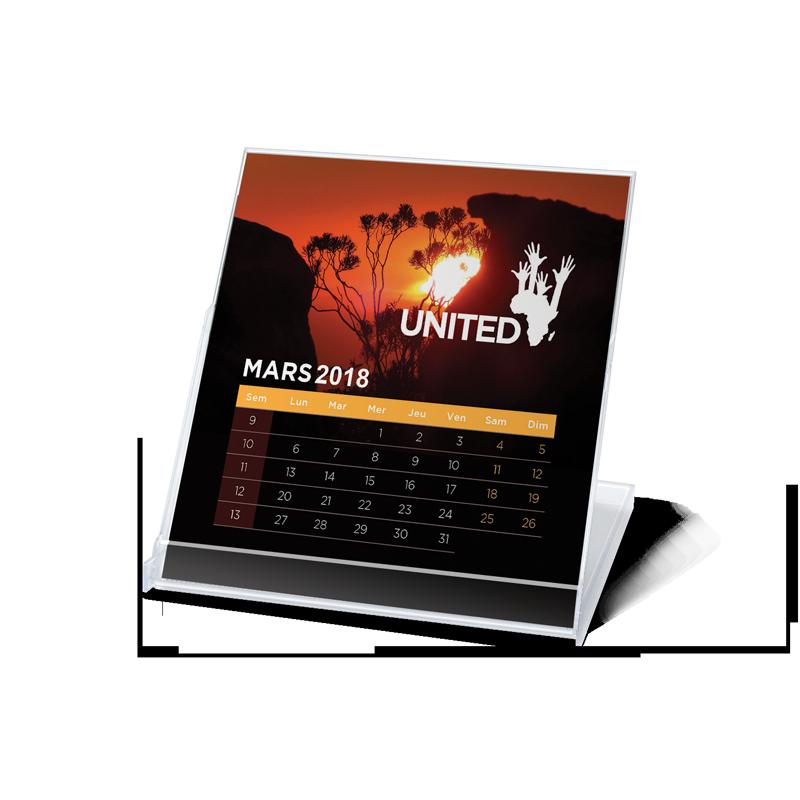 Advertising Cd Calendar Agenda Afrique Calendars