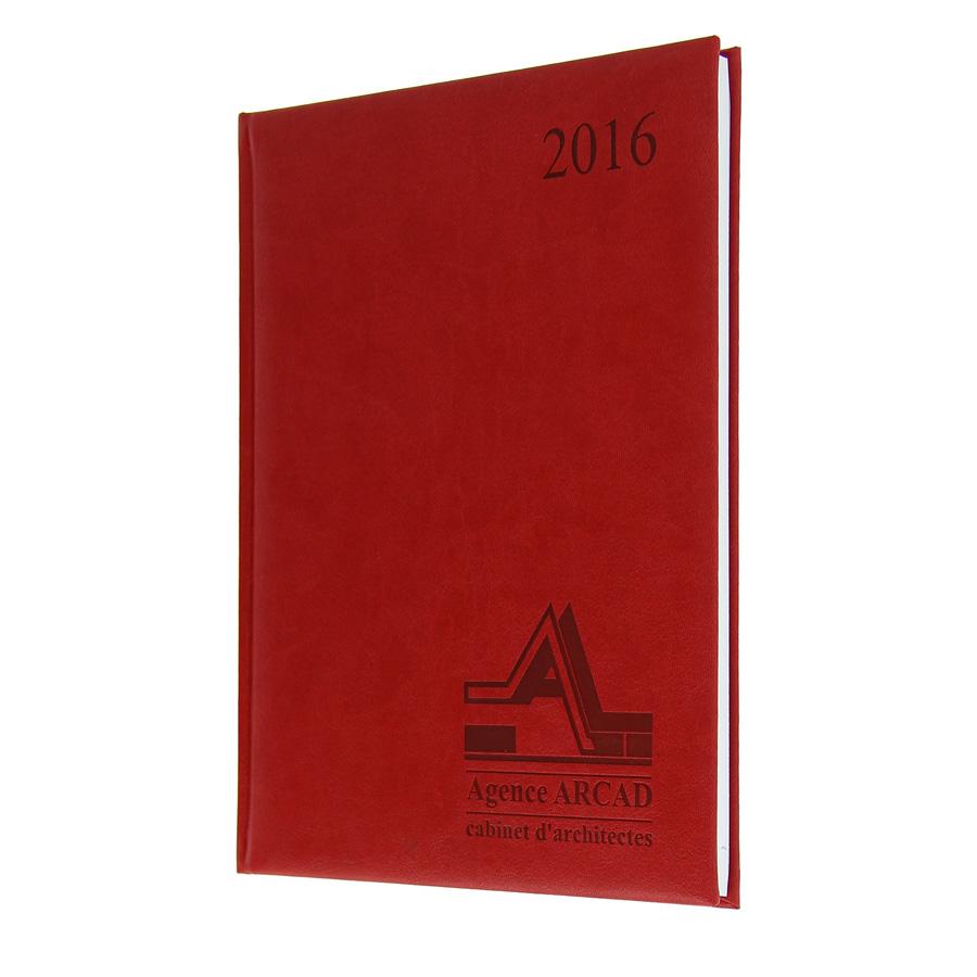 Agenda Agence ARCAD 21x27 - Agenda Afrique, fabricant agendas personnalisés