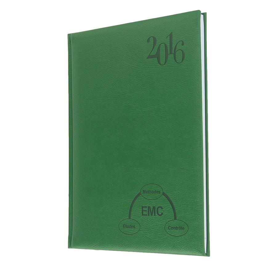 Agenda EMC - Agenda Afrique, fabricant agendas personnalisés