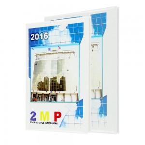 2MP diaries - Agenda Afrique, manufacturer advertising diaries