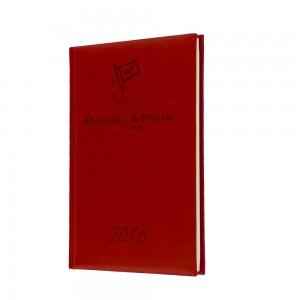 Maurel & Prom diary - Agenda Afrique, manufacturer advertising diary