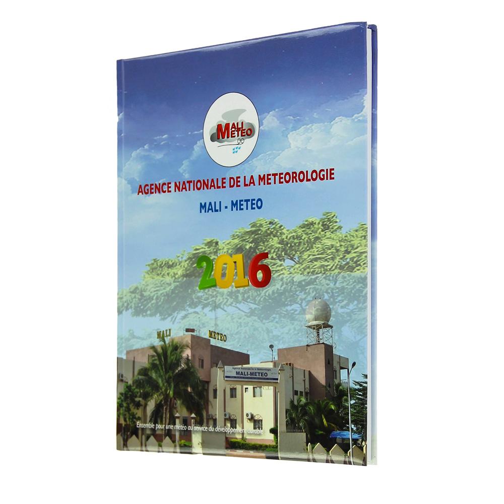 Agence Nationale de la Météorologie du Mali diary- Agenda Afrique, manufacturer diaries