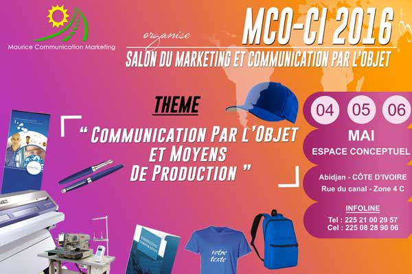 Marketing and Promotional Communication Trade Fair - Agenda AFrique News