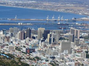 Cape Town Corporation communication - Agenda Afrique News