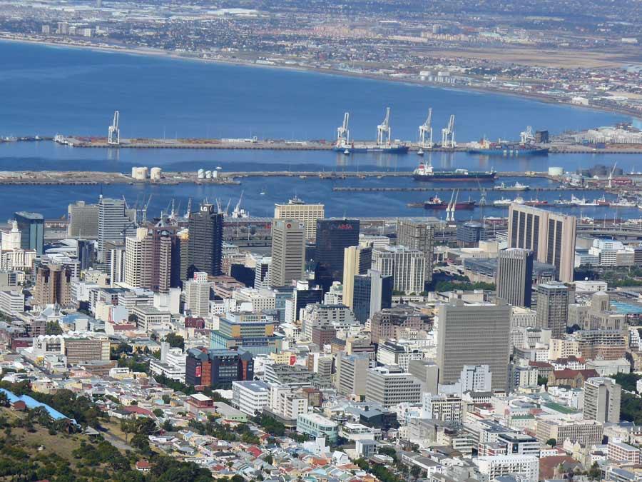 Cape Town la communication d'entreprise