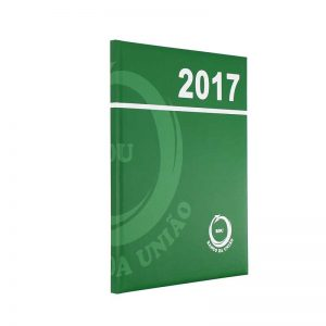 BANCO DA UNIAO diary - Agenda Afrique