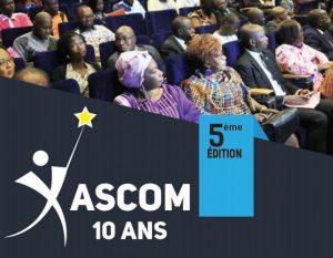 ASCOM 2017 - Agenda Afrique Actu