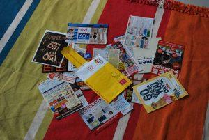 Le courrier publicitaire - Agenda Afrique Actualités