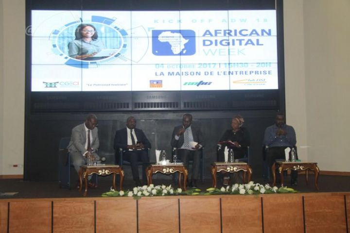 L'african digital week à Abidjan