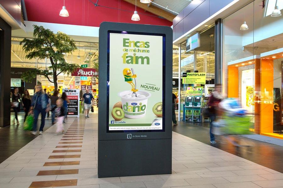 La publicité digitale extérieure