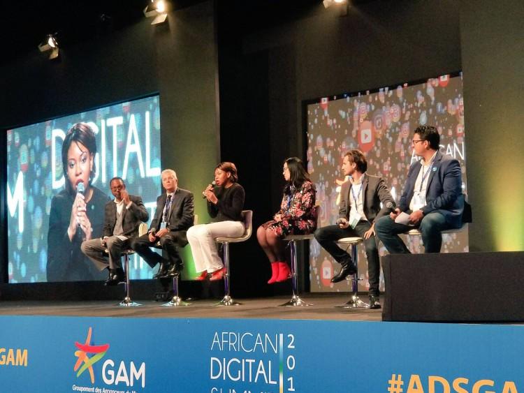 Marketing Digital African digital summit