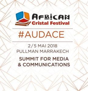 Le numérique et publicité à l'African Cristal Festival